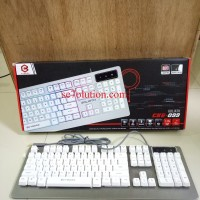 Cyborg Goliath RGB Backlit Gaming Keyboard (CKG-099)