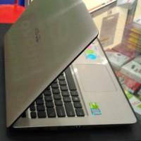 LAPTOP ASUS A456UR CORE I5-7200/4GB/VGA GT930 2GB RESMI New MURAH