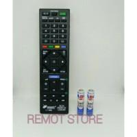 harga Remote Lcd-led/smart Tv /3d Tv Sony Tokopedia.com