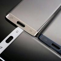 Jual  Anti Gores Kaca Tempered Glass Smile Samsung S6 Edge full Murah