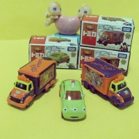 Jual Tomica Disney Set Halloween 2012 Toy Story Mickey Mouse Murah