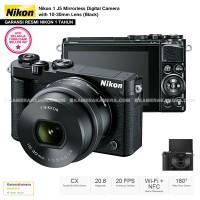 Harga nikon 1 j5 mirrorless digital camera with 10 30mm lens black | Pembandingharga.com