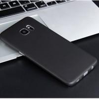 Jual 0.3mm Ultra Thin Matte Transparent Back Case Samsung Galaxy S7 Edge Murah