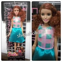 Jual Barbie Mattel Fashionistas Tall #29 Murah