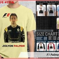 F1 Palmer 1 TX - BAJU KAOS DISTRO PRIA WANITA ANAK OCEAN SEVEN