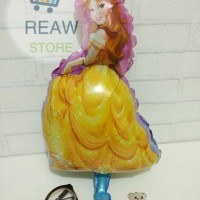 Balon Foil Princess Belle - Beauty & The Beast (40cm)