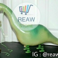 Balon Foil Air Walker / Airwalker Dinosaurus