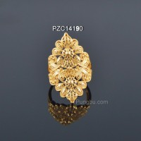 Jual Cincin emas etnik PZC14190 Murah