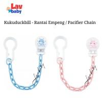 Kuku Duckbill Pacifier chain rantai gantungan empeng