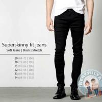 Jual Celana Jeans/Softjeans Pria - Skinny model - Celana Panjang PREMIUM Murah