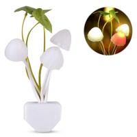 Lampu Tidur LED Jamur Avatar Sensor