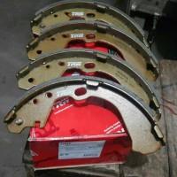 brake shoe serena C24 & C23 original TRW