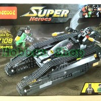 LEGO 7108 Super Heroes Batman The Bat Tank - Decool