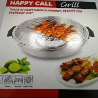 Roaster Grill Happy Call Diameter 32Cm Magic Roater Grill