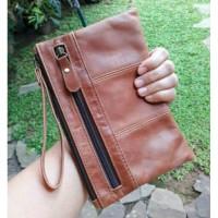 Dompet wanita branded kulit terbaru 2017 murah trend hermes fossil gue