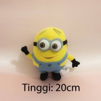 boneka minion medium ( 20cm )
