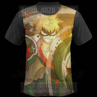 Kaos Anime Boku Hero Academia 4 Jinzo Series