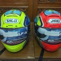 Helm TSR replica Shoei X12 Daijiro Kato