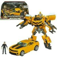Transformer Human Alliance Bumblebee + Sam Witwicky