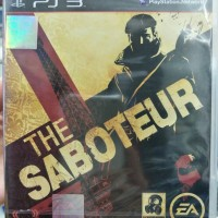 Jual Game PS3 - The Saboteur Murah