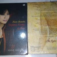 Anne avantie Inspirasi karya & cinta hard cover Perjalanan panjang