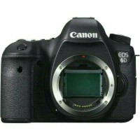 kamera canon eos 6 d body only wifi