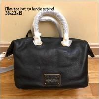 Marc jacobs too hot to handle satchel tas asli original bag authentic