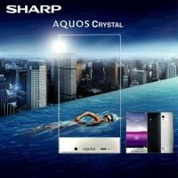 HP Sharp Aquos Crystal SH825 Garansi Resmi