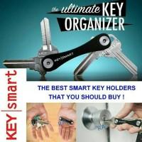 Jual key smart , key organizer chain gantungan kunci Holder Murah