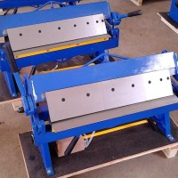 Mesin Bending Plat / tekuk Plat Manual