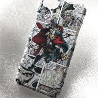 thor comic marvel Iphone 6 7 5 Xiaomi Redmi Note F1S OPPO  s6 Vivo