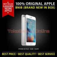 Garansi Resmi Apple Iphone 6s Plus 32 Gb - Silver