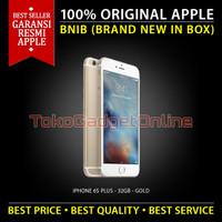 Garansi Resmi Apple Iphone 6s Plus 32 Gb - Gold