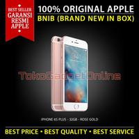 Garansi Resmi Apple Iphone 6s Plus 32 Gb - Rose Gold