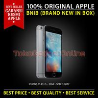 Garansi Resmi Apple Iphone 6s Plus 32 Gb - Space Gray