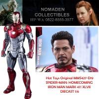 Hot Toys Original MMS427-D19 IRON MAN - MARK 47/ XLVII 1/6 DIECAST