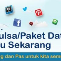 INJECT KUOTA/INTERNET/PAKET DATA XL/AXIS HARGA PROMO TERBATAS !!!