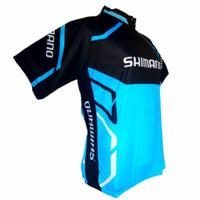 Baju Sepeda Gunung MTB, Jersey Sepeda Bike Biking Cycling - Shimano Ta