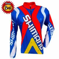 Bike Baju Sepeda, Cycling Jersey, Gunung, MTB, Biking - Shimano - Mera