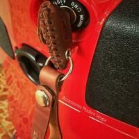 Cover Kunci Kulit Vespa LX S LXV Primavera Sprint & GTS Liberty Luxury