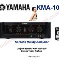 Yamaha KMA 1080 KMA1080 mixer karaoke amplifier sln jbl peavey