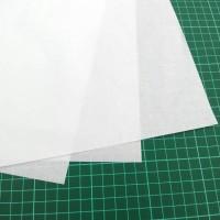 KERTAS DOORSLAG PUTIH /DUSLAH/DOSLAH 30gsm UKURAN 44x69cm ISI 100Lbr