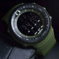 PROMO SPESIAL JAM TANGAN PRIA DIGITAL LED SUUNTO CORE MODEL BARU