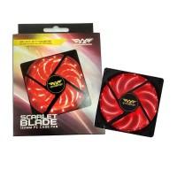 Armageddon Scarlet Blade 120MM PC Case Fan