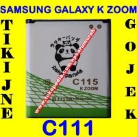 Baterai Batrai Batere Batre Samsung Galaxy K Zoom C111 Rakki Panda