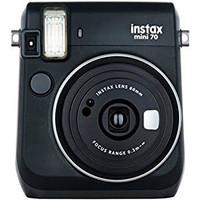 Jual Fujifilm Instax Mini 70 Kamera Instant Black Murah