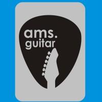 Sign Label LOGO ams guitar (CUSTOM)