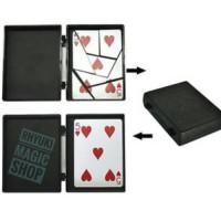 Illusion Box Magic Box Ilusion Ilusi Alat Sulap Trik Murah Import