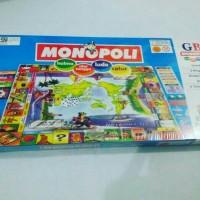 Jual mainan jadul monopoli halma ludo catur dan ular tangga Murah