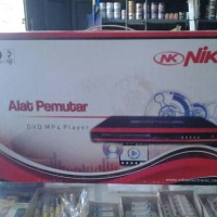 NIKO ALAT PEMUTAR DVD MP4 PLAYER